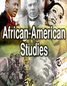 African - American Studies